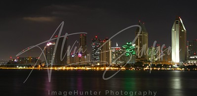 San Diego Skyline 025