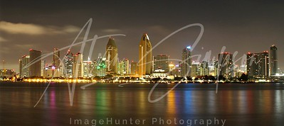 San Diego Skyline 041