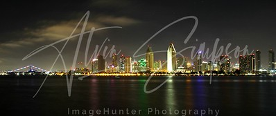 San Diego Skyline 008