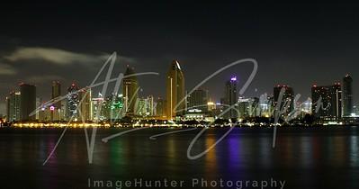 San Diego Skyline 043