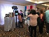 Photo Booth setup for the San Diego Bridal Show by Elite Photo Lounge