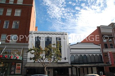 753-755 Fifth Avenue, San Diego, CA - Gaslamp Historic District - Piece-Field Building and Dream Theater (1885)