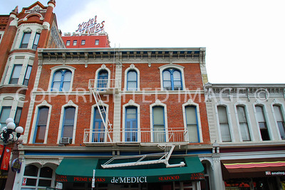 813-825 Fifth Avenue, San Diego, CA - Gaslamp Historic District - 1886 Hubbell Building