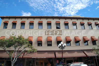 363 Fifth Avenue, San Diego, CA - Gaslamp Historic District - 1888 Brunswick Drug Company