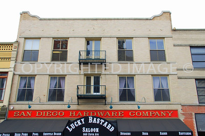 840 Fifth Avenue, San Diego, CA - Gaslamp Historic District - 1910 San Diego Hardware Company
