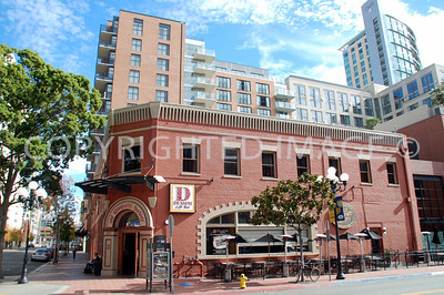 275 Fifth Avenue, San Diego, CA - Gaslamp Historic District - 1887 Buel Town Company Building