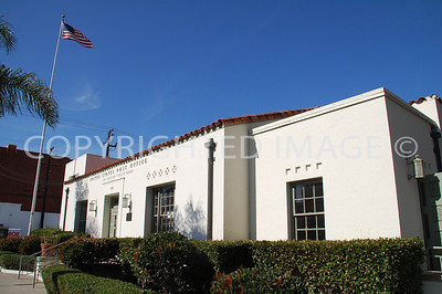 1140 Wall Street, San Diego, CA - La Jolla - 1935 U.S. Post Office