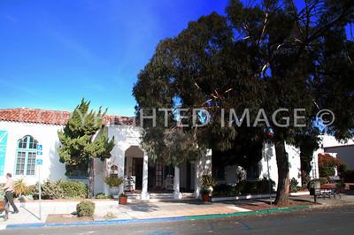 1006 Wall Street, San Diego, CA - La Jolla - 1921 La Jolla Public Library