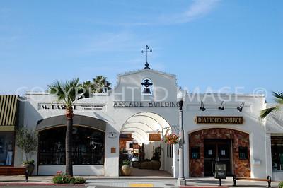 7906-7910 Girard Avenue, San Diego, CA - La Jolla - 1911 Arcade Building