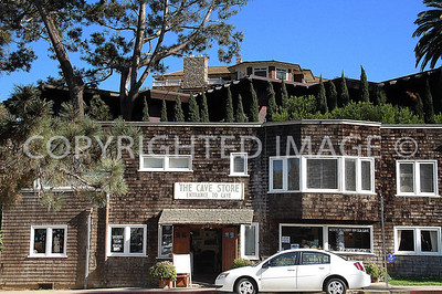 1325 Coast Boulevard, San Diego, CA - La Jolla - 1902 The Cave Store