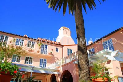 1132 Prospect Avenue, San Diego, CA - La Jolla - 1909 La Valencia Hotel