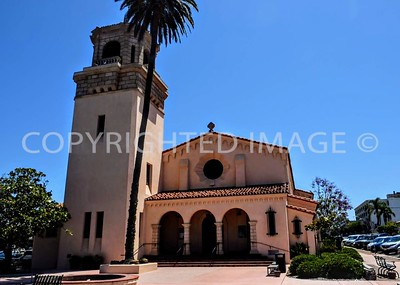 743 Prospect Street, La Jolla, CA - 1930 Saint James by the Sea Church