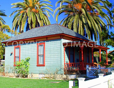 482 Arenas Street, San Diego, CA - La Jolla - 1895 Dr. Martha Corey Bungalow