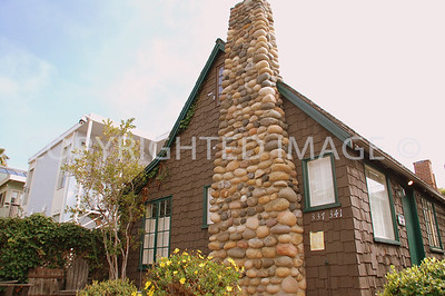 337-341 Playa del Sur, San Diego, CA - La Jolla - 1935 Cape Cod Cottage