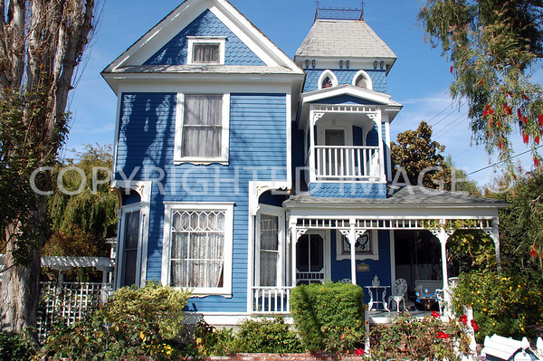 San Diego, CA - La Jolla, Pacific Beach,  Mission Beach Historic Structures