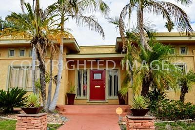3016 Laurel Street, North Park San Diego - Prairie Style Residence