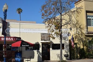 4510 Park Boulevard, University Heights, San Diego, CA - 1930 Art Deco Style