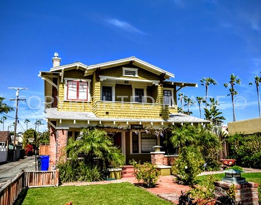 2230 Cliff Drive, Normal Heights San Diego - Craftsman Bungalow