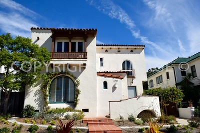 2721 28th Street, North Park San Diego - Spanish Style