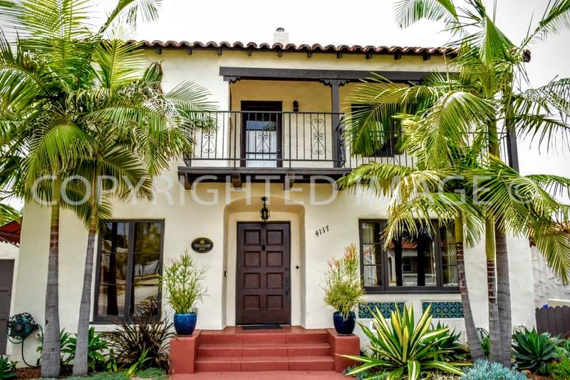 4117 Biona Drive, Kensington - 1929 George and Mary Williams House