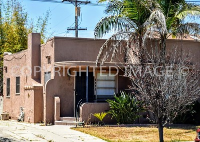2227 Monroe Avenue, University Heights San Diego, CA - 1930's Art Deco Style