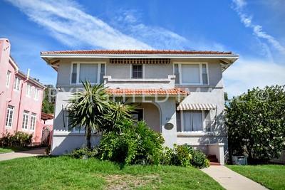 2639 28th Street, North Park San Diego - 1923 Josephine Shields House - Prairie Style