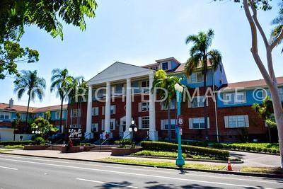 2223 El Cajon Boulevard, North Park San Diego - 1945 Lafayette Hotel