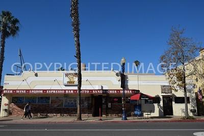4504 Park Boulevard, Univesity Heights, San Diego, CA - 1930 Art Deco Style