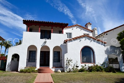 2727 28th Street, North Park San Diego - 1929 Spanish Style