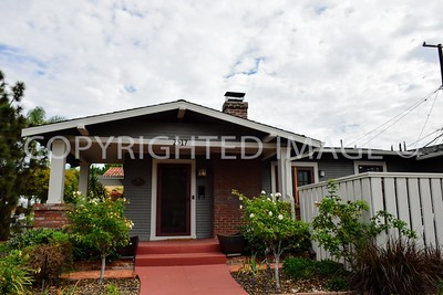2517 San Marcos Avenue, North Park San Diego - 1923 Craftsman Bungalow