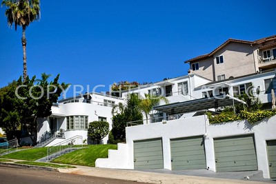 1910 Robinson Avenue, North Park San Diego - 1937 Streamline Moderne Style