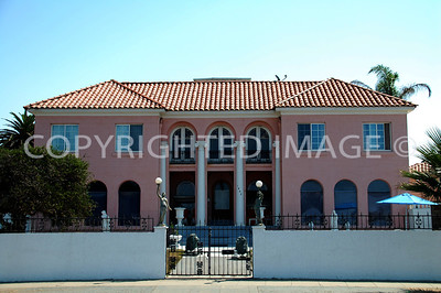 1203 Sunset Cliffs Boulevard, San Diego, CA - Point Loma - 1925 Cliffs Mansion