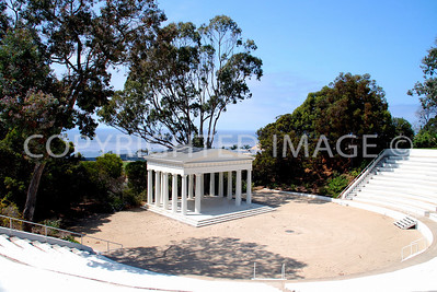 3900 Lomaland Drive, San Diego, CA - Point Loma - 1901 Greek Theater (Theosophical Society)