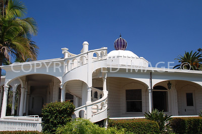 3900 Lomaland Drive, San Diego, CA - Point Loma - Albert Spaulding House (Theosophical Society)