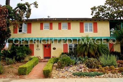 3108 Elliiott Street, San Diego, CA - Point Loma - 1930 Florence Everingham House