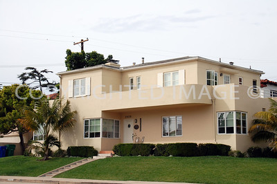 2626 Clove Street, San Diego, CA - Point Loma - 1937 Streamline Moderne Style Charles Salyers House