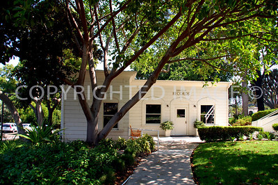 3900 Lomaland Drive, San Diego, CA - Point Loma - Office of Records (Theosophical Society)