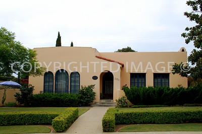 3143 Goldsmith Street, San Diego, CA - Point Loma - 1924 Spanish Style Frank W. Stephenson House