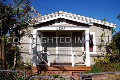 2120 Ebers Street, San Diego, CA - Ocean Beach Cottage Style