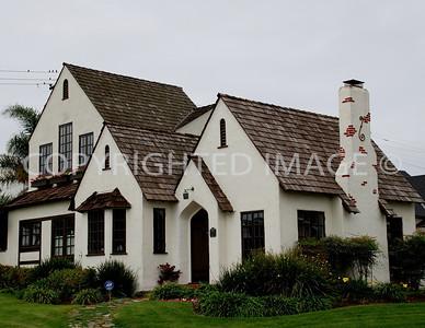 2772 Evergreen Street, San Diego, CA - Point Loma - 1925 English Tudor Stephens House
