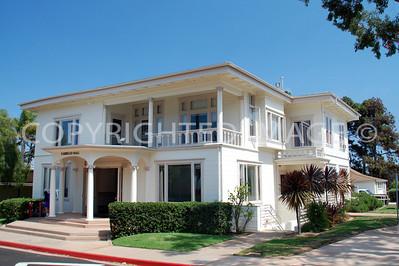 3900 Lomaland Drive, San Diego, CA - Point Loma - Cabrillo Hall (Theosophical Society)