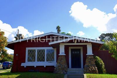 1895 Ebers Street. San Diego, CA - Ocean Beach Cottage
