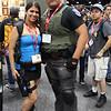 Jill Valentine and Chris Redfield