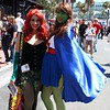 Poison Ivy and Miss Martian