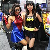 Spider-Girl and Batgirl