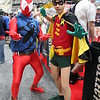 Scarlet Spider and Robin