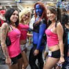 Pacers Models and Mystique