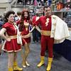Mary Marvel, Dark Phoenix, and Captain Marvel