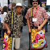Raoul Duke and Dr. Gonzo