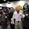 Wrecker, Mole Man, Lex Luthor, Electro, and Dr. Doom